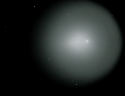 Image of Comet Holmes