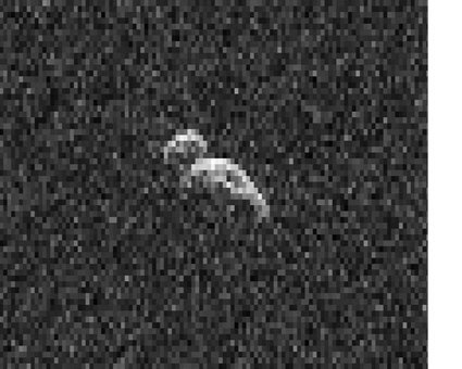 Asteroid 2006 DP 14