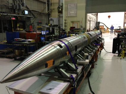 Black Brant IX CHESS sounding rocket