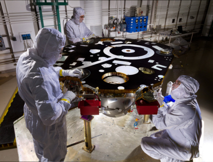 Testing the InSight Mars Lander