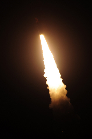 Minuteman III Launch